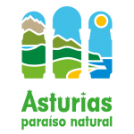 logotipo asturias paraiso natural